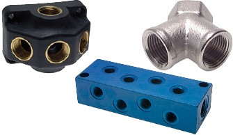 Wall sockets & distributors