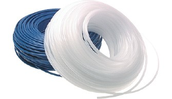 Hoses & pipes made of polyamide, polyethylene, PTFE & aluminium