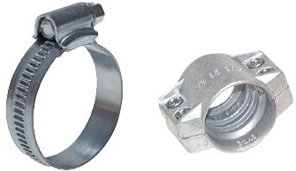 Hose clips - Hose clamps