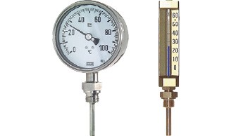 Thermometer, temperature switches & temperature controllers